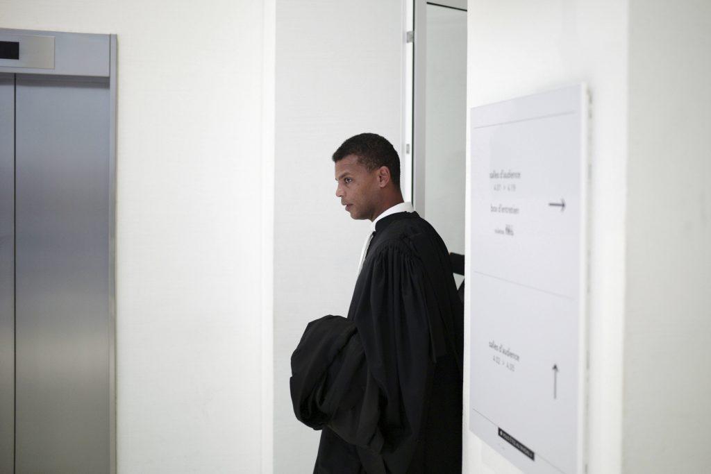 L'avocat Yassine Bouzrou, en septembre 2019 à Paris.