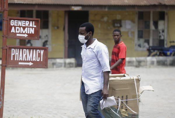 Un cas de contamination au nouveau coronavirus a été confirmé le 27 février à Lagos, au Nigeria.