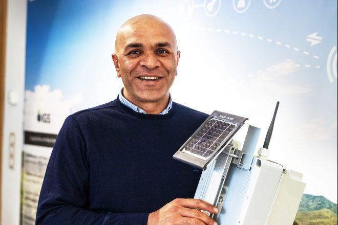 Yasser Bououd, fondateur de la start-up Ezzayra, le 27 Février 2020.