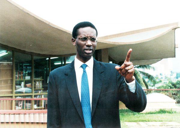 En 1995, Tidjane Thiam est depuis un an à la tête de la DCGT, chargée des grands travaux.