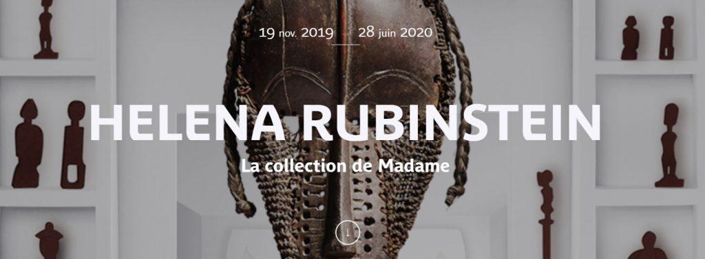 """L'exposition """"Helena Rubistein, la collection de Madame"""", jusqu'au 28 juin au Quai Branly."""