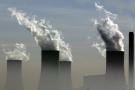 Centrale à charbon de Lethabo, à Vereeniging (Afrique du Sud)