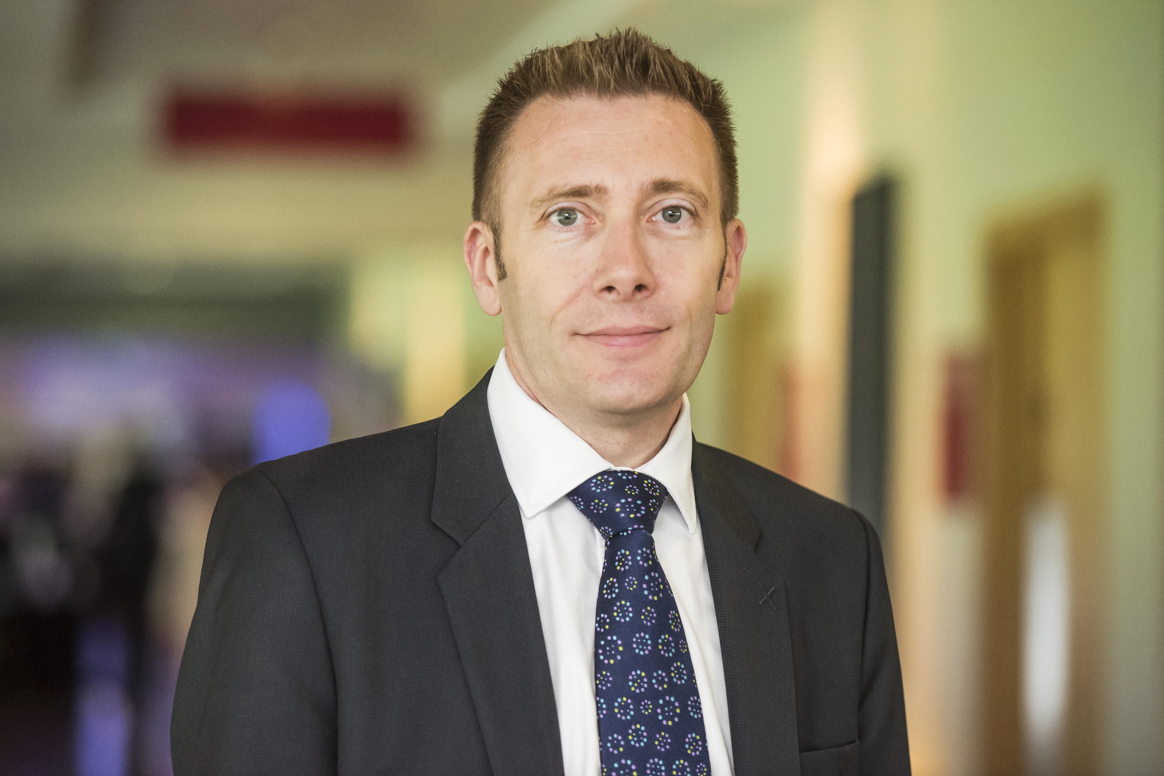 Thierry Bros, spécialiste Énergie.