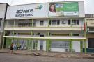 Agence d'Advans Banque Congo inaugurée à Kananga en 2018.