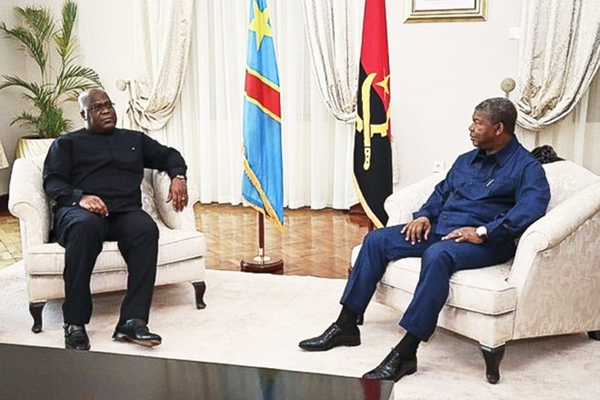 RDC-Angola : bras de fer entre Tshisekedi et Lourenço au sujet de l'or noir
