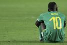 Le joueur sénégalais Sadio Mane à la fin du match de football de la CAN 2019 entre l'Algérie et le Sénégal, au Caire, le 19 juillet 2019.