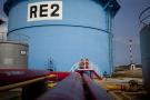 Reportage dans la ville de Pointe Noire – 06/02/2011© Antonin Borgeaud pour JA