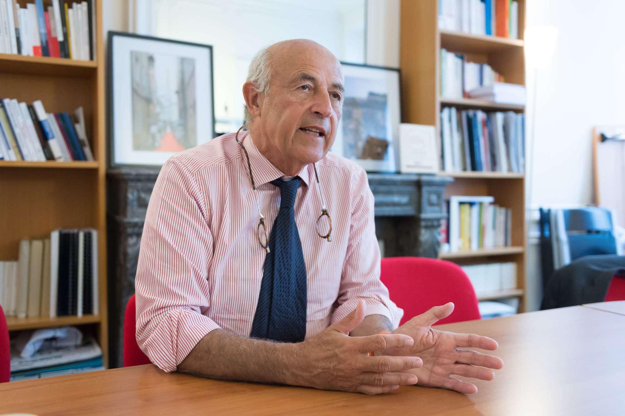 Jean-Hervé Lorenzi, du Cercle des Economistes