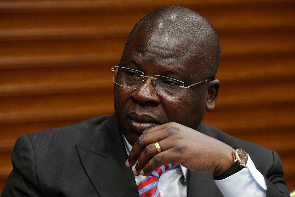 Amede Koffi Kouakou, en février 2020.