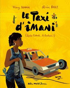 Avec ce personnage de femme chauffeure de taxi, les auteurs cassent les clichés.
