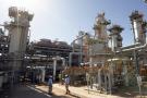 L'entreprise pétrolière et gazière algérienne Sonatrach.