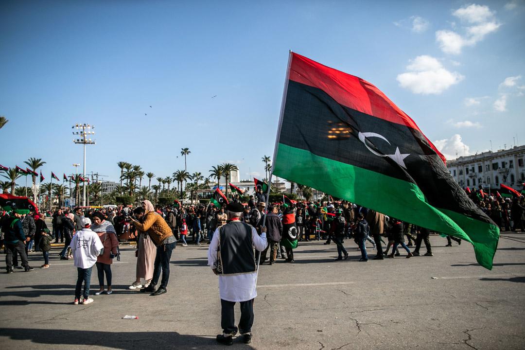 A Tripoli, le 17 février 2020.