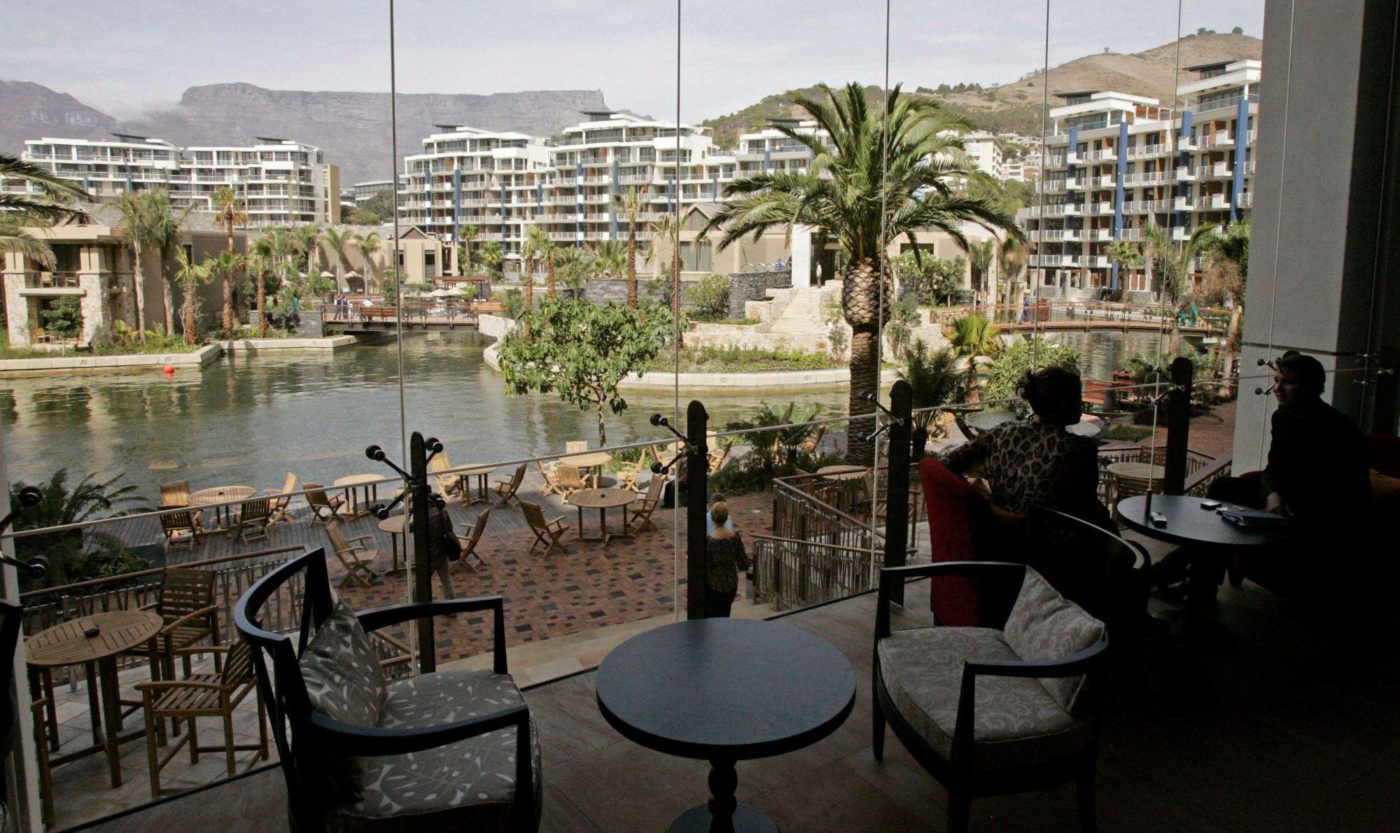 Le One&Only Hotel de Cape Town, Afrique du Sud