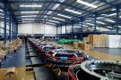 Unité de production PP raffia au sein de l'usine Plastica