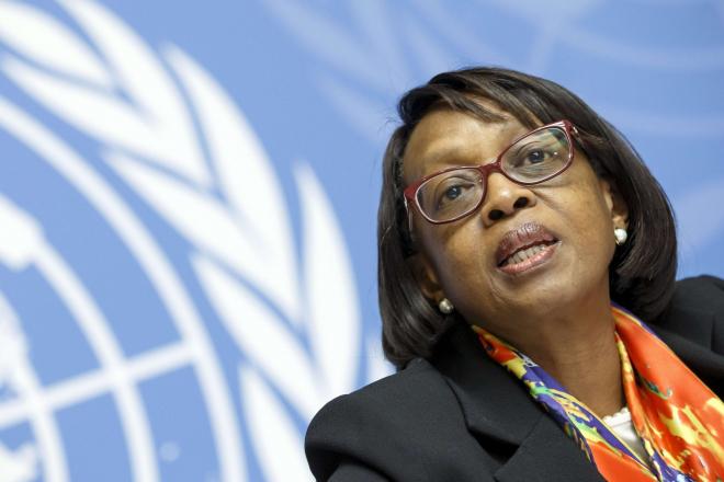 """L'OMS déplore """" un énorme écart """" entre les besoins et le matériel disponible en Afrique"""