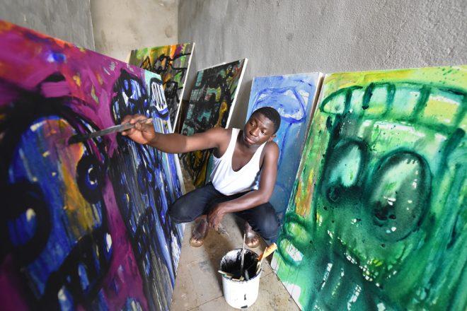 En Côte d'Ivoire, une nouvelle génération d'artistes contemporains