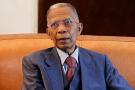 L'ancien président de Madagasacar, Didier Ratsiraka (ici le 8 mai 2020), est décédé le 28 mars 2021 à l'âge de 84 ans.