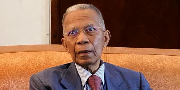 Madagascar : l'ancien président Didier Ratsiraka est mort – Jeune Afrique