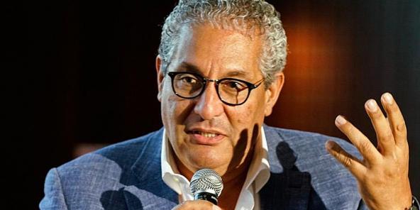 Karim Bendahou, président du directoire Afrique du groupe pharmaceutique Merck.
