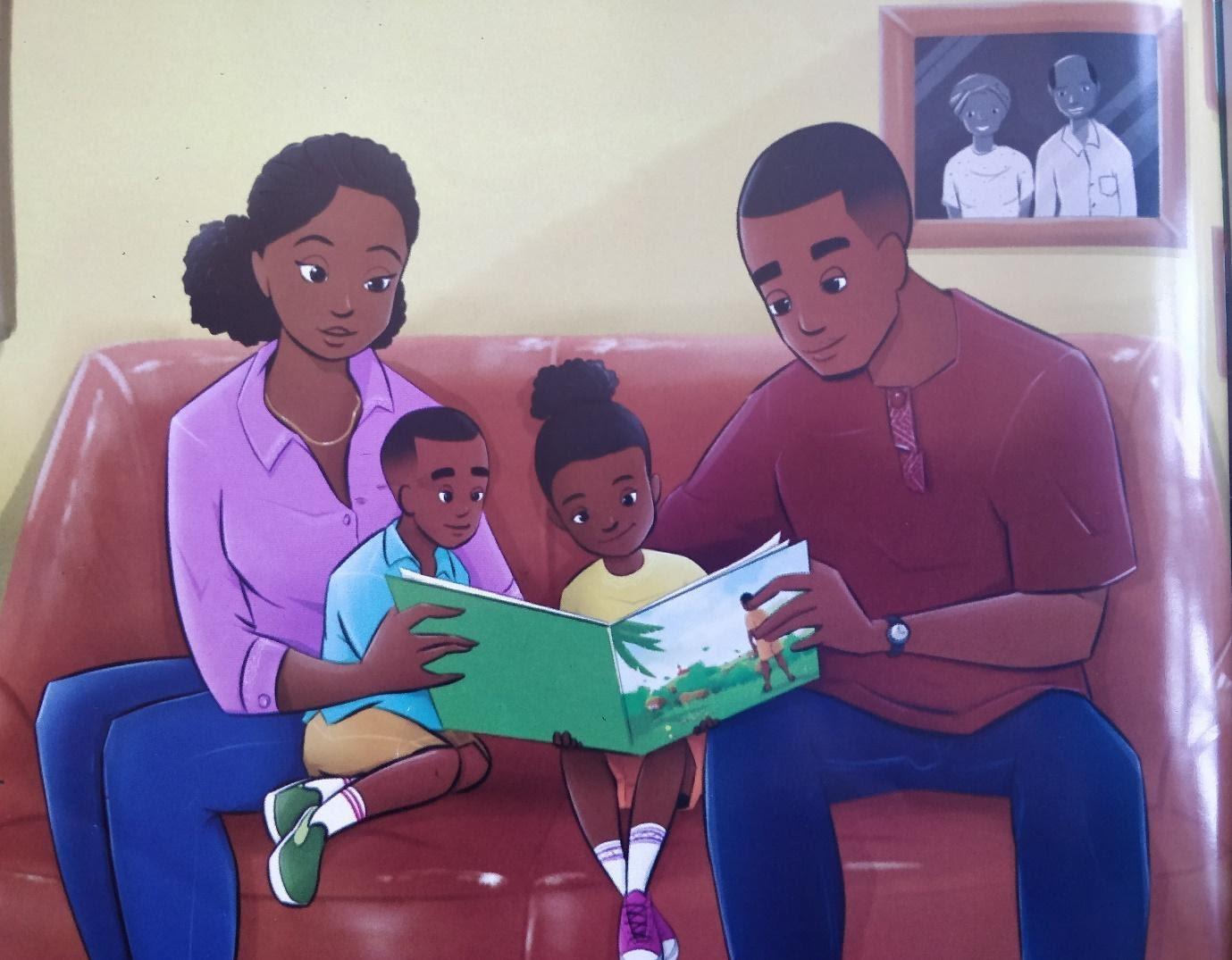 """Extrait du livre """"That Child Is Me"""", publié par Imagine We Rwanda."""
