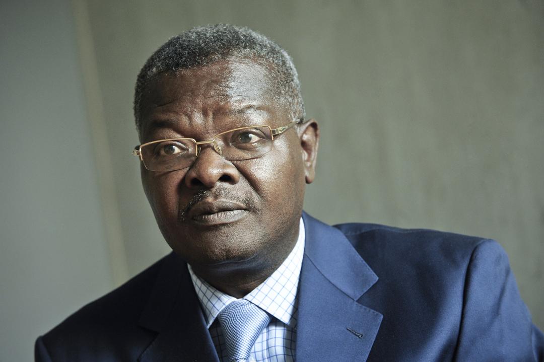 Agbeyome Kodjo, candidat malheureux à la présidentielle togolaise de 2020.