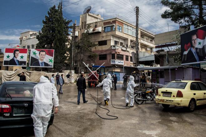 Coronavirus : solidarité et stratégie diplomatique font bon ménage dans le monde arabe