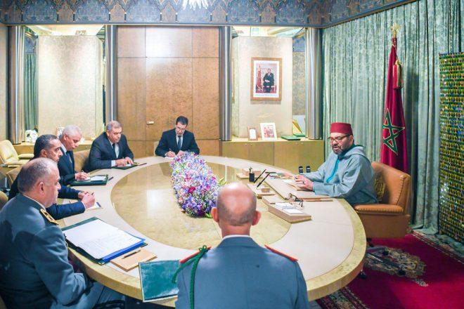 Maroc : la task force anti-coronavirus de Mohammed VI