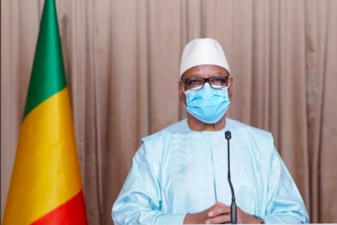 Mali : ce qu'il faut retenir du discours d'IBK