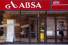 Un immeuble d'Absa Bank au Cap, Afrique du Sud.