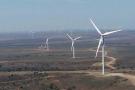 Champ éolien de Nojoli en Afrique du Sud