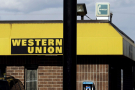 Une agence Western Union à Denver (USA)
