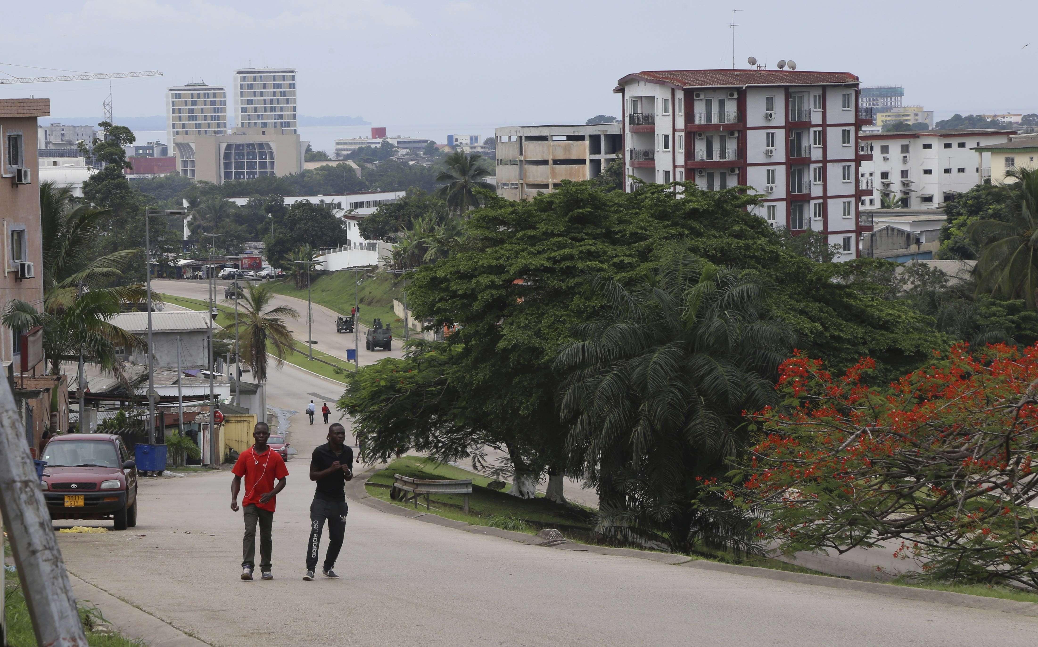 A Libreville, le 7 janvier 2019.