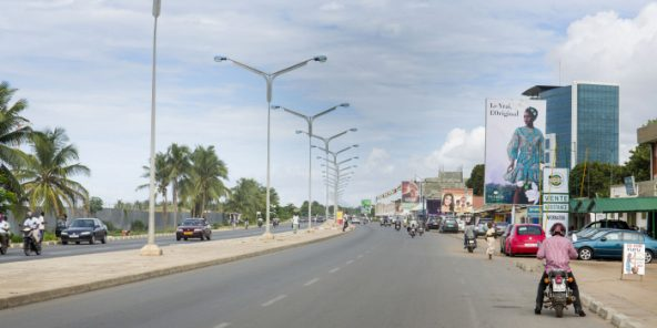 Une vue de Lomé, en 2014. Photo d'illustration.