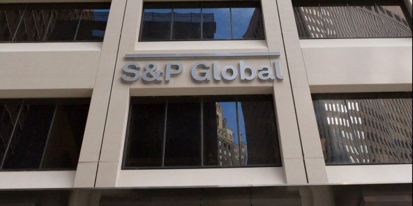 Siège new-yorkais de S&P Global Ratings.
