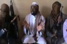 Le chef de Boko Haram, Abubakar Shekau, dans une vidéo diffusée sur YouTube le 12 avril 2012.