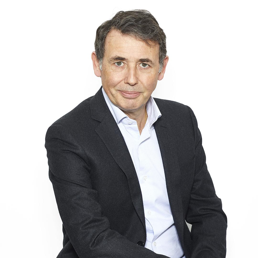 Philippe Doizelet, directeur associé du cabinet Horwath HTL