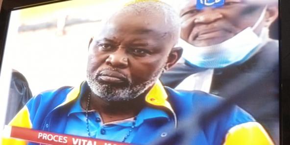 L'ouverture du procès de Vital Kamerhe, lundi 11 mai, a été retransmise sur la RTNC, la chaîne nationale congolaise.