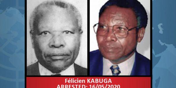 """Félicien Kabuga, considéré comme le """"financier du génocide rwandais"""" a été arrêté samedi 16 mai, près de Paris."""