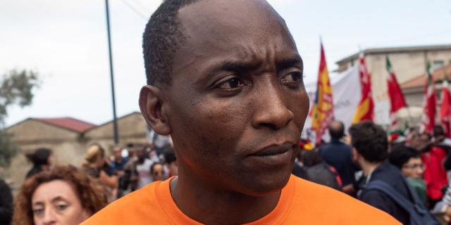 Aboubakar Soumahoro, le syndicaliste ivoirien qui bouscule l'Italie
