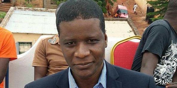 Le Malien Clément Dembélé.