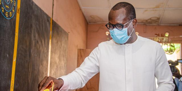 Élections au Bénin : les partis pro-Talon confirment leur suprématie