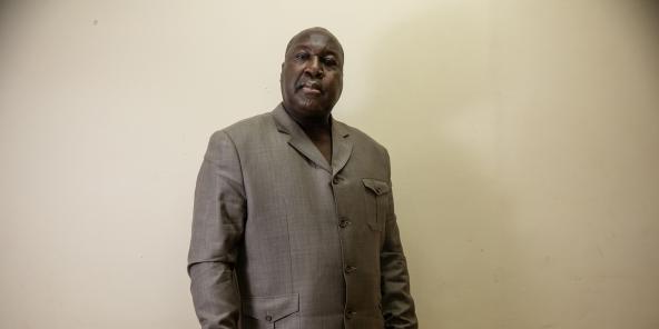 Zéphirin Diabré, chef de file de l'opposition au Burkina Faso, président de l'UPC, le 9 mars 2020.