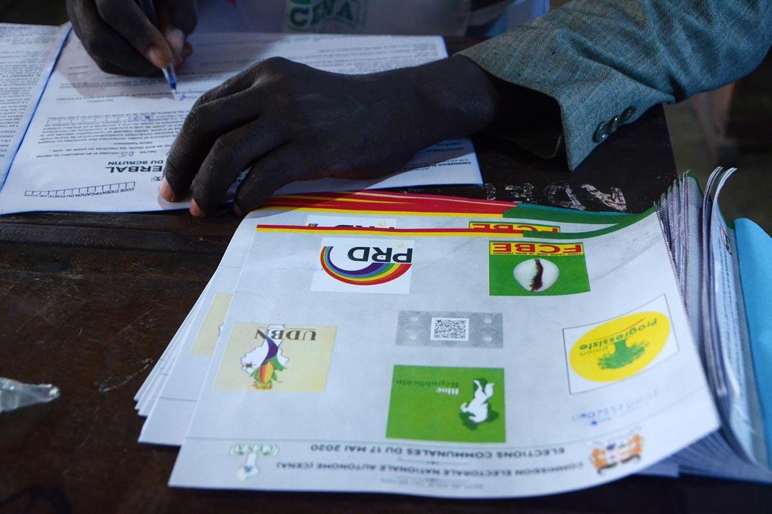 Elections municipales au Bénin. en mai 2020