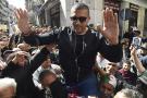 Le journaliste algérien Khaled Drareni, à Alger, le 6 mars 2020, la veille de son arrestation.