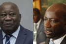 Laurent Gbagbo et Charles Blé Goudé.