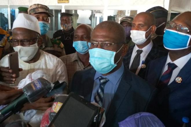"""Guinée - Kabinet Cissé, président de la Ceni : """"Nous ne céderons pas aux pressions extérieures"""""""