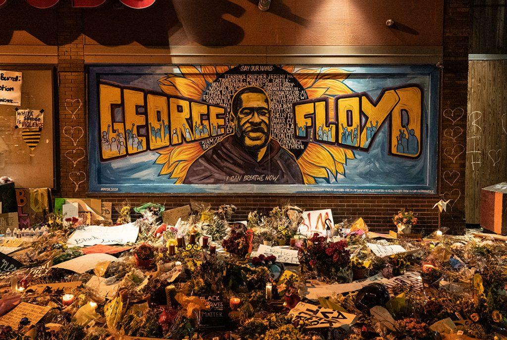 US George Floyd Protest