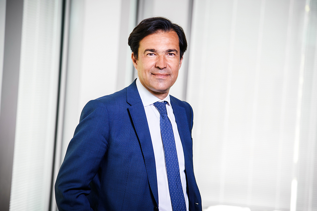 Ludovic Duplan, directeur général international à l'Énergie, Eiffage