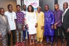 Avec le cabinet Edu-X, Jena Diawara (au centre) accompagne les étudiants qui souhaite poursuivre un cursus aux Etats-Unis ou au Canada.