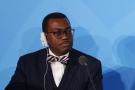 Akinwumi Adesina à lassemblée générale des Nations-Unies, Washington, le 23 septembre 2019.